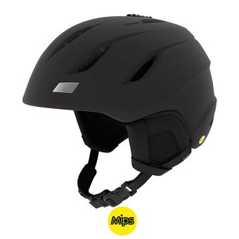 Casco NINE MIPS matte black