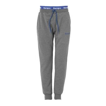Pantalon homme FLY HIGH MODERN gris chiné/bleu roi