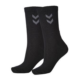Pack de 3 paires de chaussettes BASIC noir