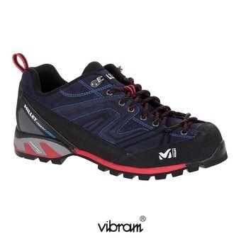 Millet TRIDENT GUIDE - Zapatillas de aproximación hombre saphir/red
