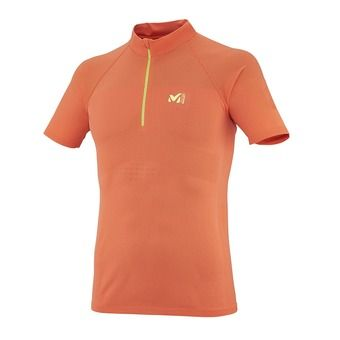 Camiseta hombre LTK SEAMLESS bright orange
