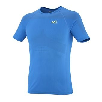 Camiseta hombre SEAMLESS electric blue