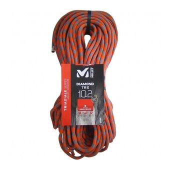 Cuerda 10,2 mm/80 m DIAMOND TRX orange