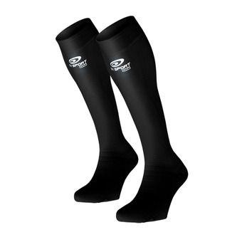 Bv Sport PRORECUP ELITE EVO - Socks - black/white