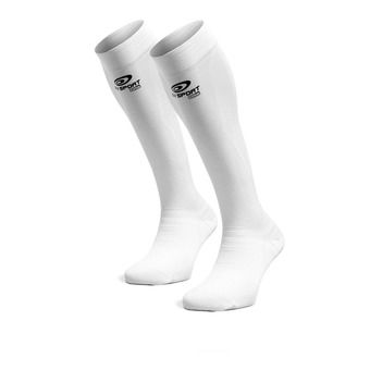 Bv Sport PRORECUP ELITE EVO - Calcetines white/black