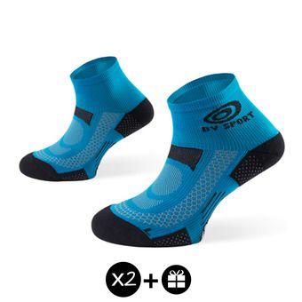 Pack de 3 pares de calcetines SCR ONE azul