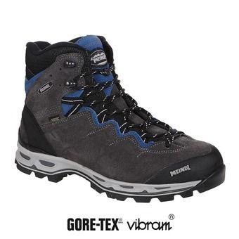 Meindl MINNESOTA PRO GTX - Chaussures randonnée Homme granite/marine