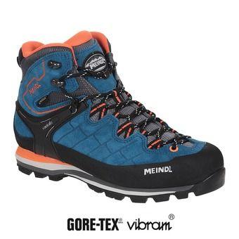 Meindl LITEPEAK GTX - Zapatillas de senderismo hombre blue/orange
