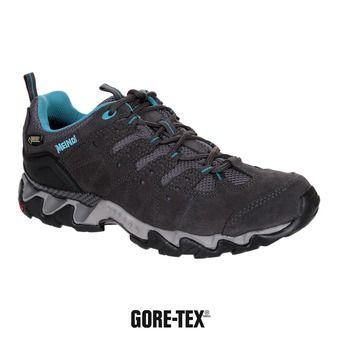 Meindl PORTLAND GTX - Scarpe da escursionismo Donna grigio/blu petrolio