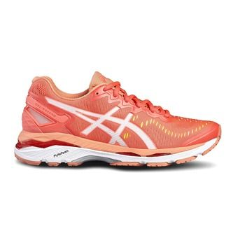 Chaussures running femme GEL-KAYANO 23 diva pink/white/coral pink