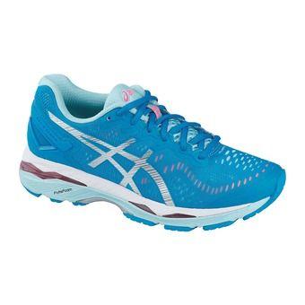 Asics GEL-KAYANO 23 - Chaussures running Femme diva blue/silver/aqua splash