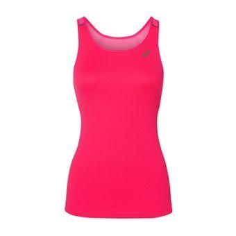 Camiseta de tirantes mujer OPEN BACK diva pink