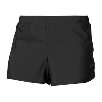 Asics 3.5IN - Short mujer performance black