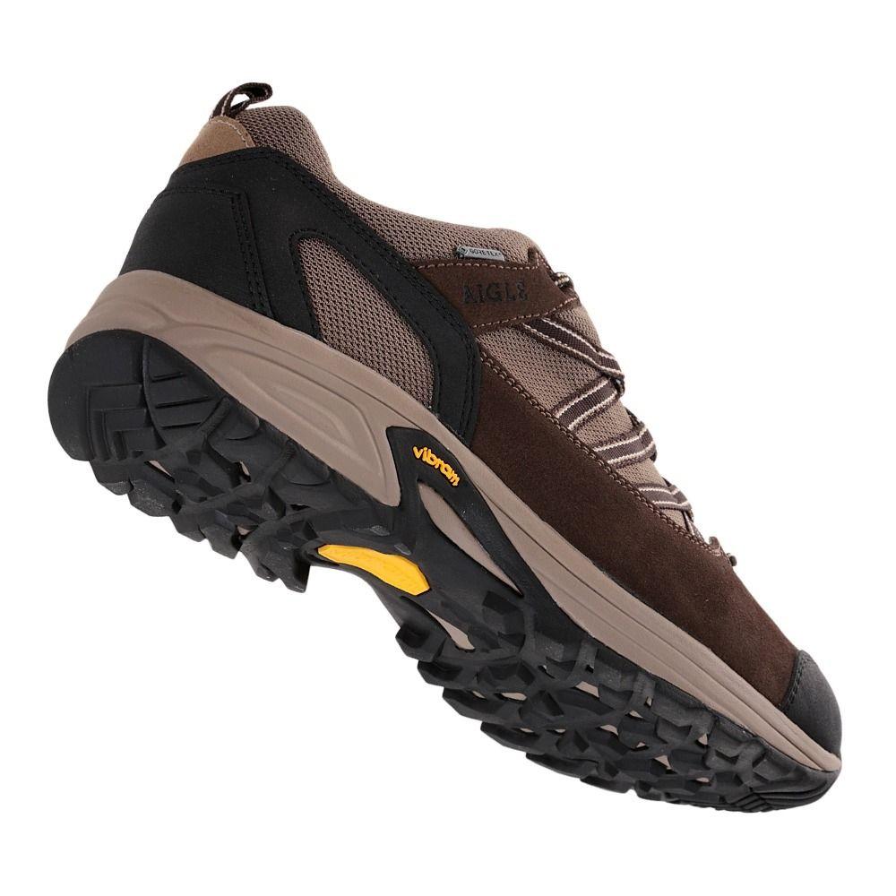 Gtx Homme Mooven Randonnée Chaussures Brownbeige Dark Low De wqAEBnBOX