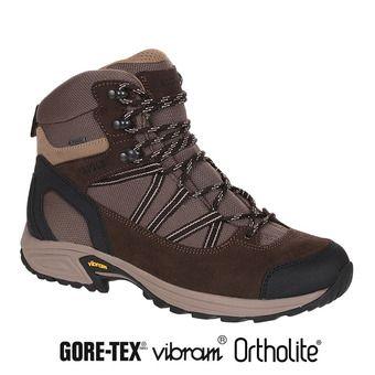 Chaussures de randonnée homme MOOVEN MID GTX dark brown/beige
