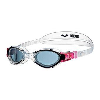 Arena NIMESIS CRYSTAL - Gafas de natación mujer smoke clear/black