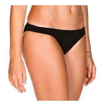 Braguita de bikini mujer SOLID black/white