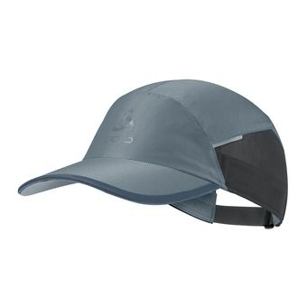 Gorra FAST & LIGHT graphite grey
