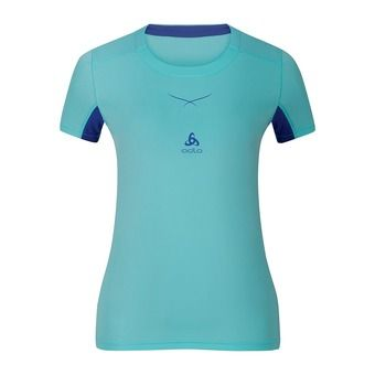 Camiseta mujer CERAMICOOL blue radiance/spectrum blue