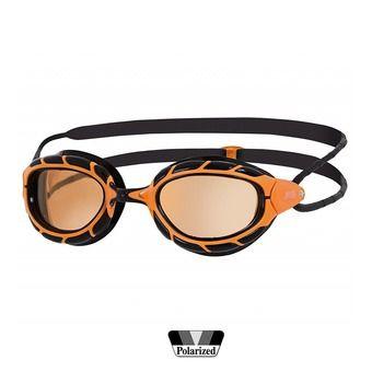 Lunettes de natation polarisées PREDATOR ULTRA orange/black/copper