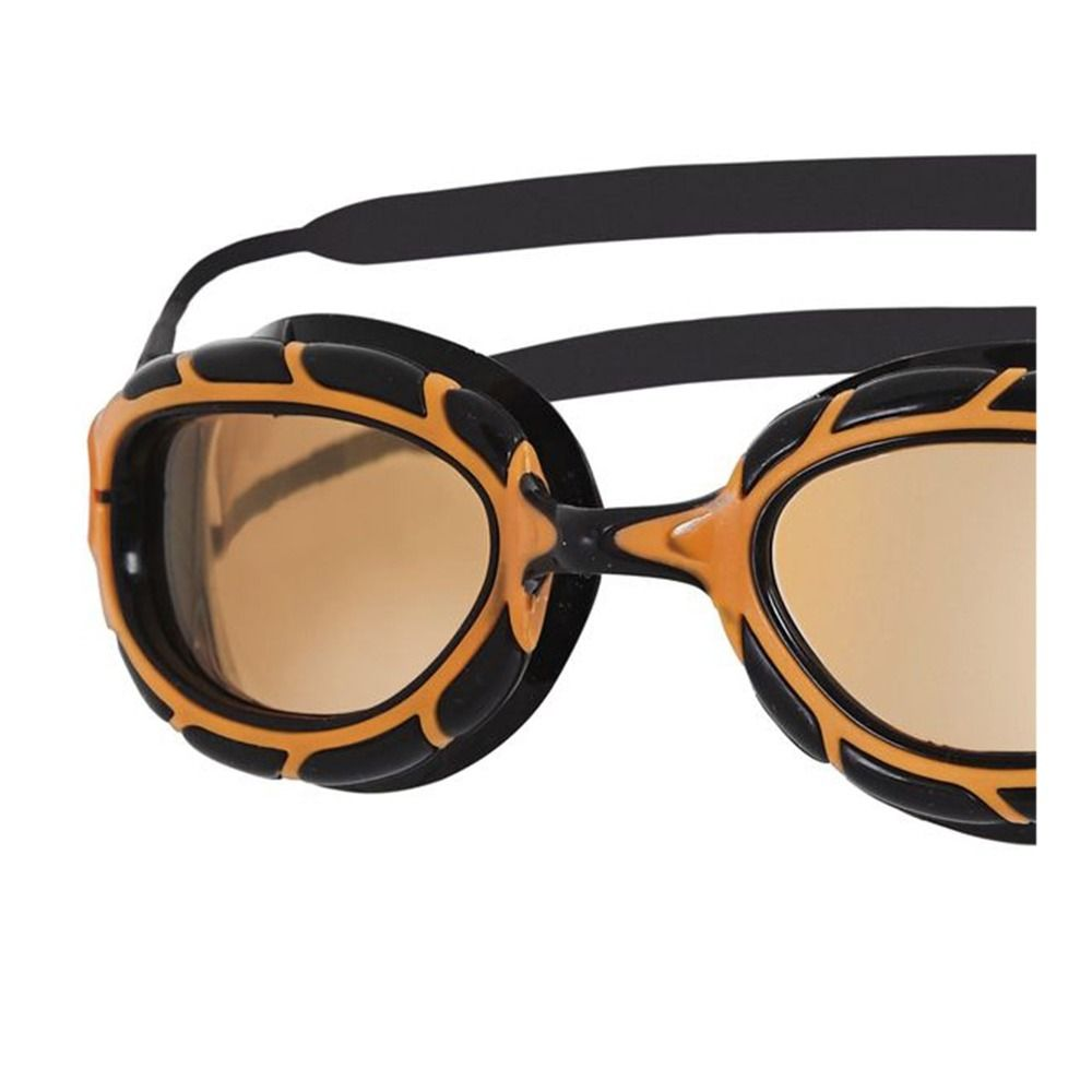 cbd3b339768e ... Zoggs PREDATOR ULTRA - Occhialini da nuoto polarizzati  orange/black/copper ...