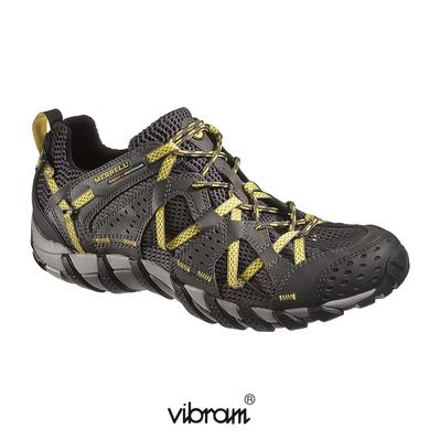 https://static2.privatesportshop.com/843186-2875627-thickbox/. Scarpe da  escursionismo uomo WATERPRO MAIPO carbon/empire yellow ...