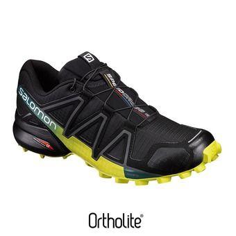Chaussures trail homme SPEEDCROSS 4 black/everglade/spring