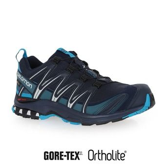 Salomon XA PRO 3D GTX - Zapatillas de trail hombre navy blazer/hawaiian/blue