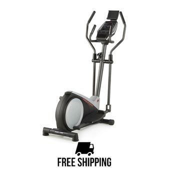 Vélo elliptique 9kg 325 CSE