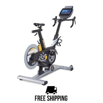 Vélo d'appartement 9,5kg TDF PRO 5.0