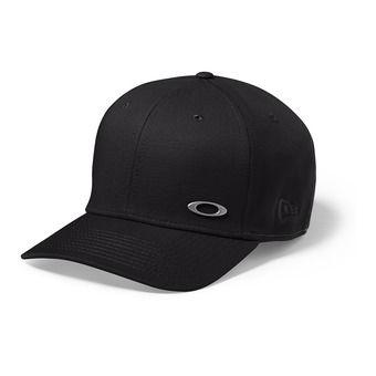Gorra TINFOIL black