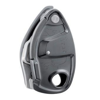 Petzl GRIGRI+ - Système d'assurage gris
