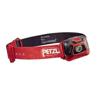 Petzl TIKKA - Linterna frontal red