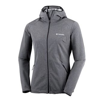 Chaqueta Softshell mujer HEATHER CANYON™ black