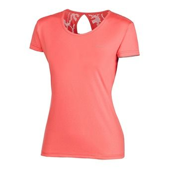 Maillot MC femme PEAK TO POINT™ lychee