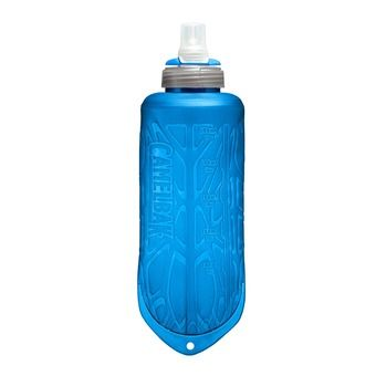 Gourde pliable 500ml QUICK STOW blue