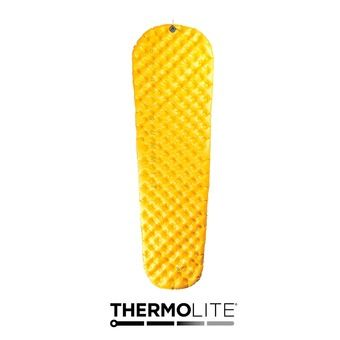 Sea To Summit ULTRALIGHT - Matelas gonflable jaune