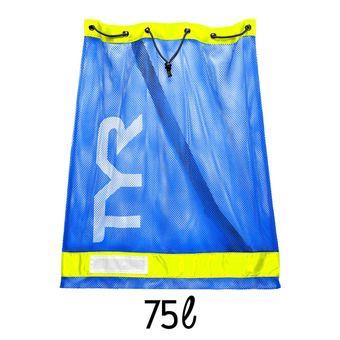 Bolsa de deporte de red 75L SWIMGEAR royal/yellow