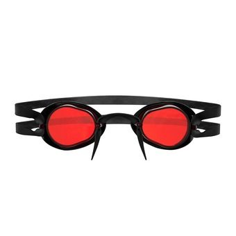 Gafas de natación SOCKET ROCKET 2.0 MIRRORED black/red orange
