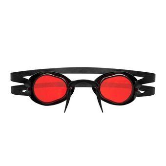 Lunettes de natation SOCKET ROCKET 2.0 MIRRORED black/red orange