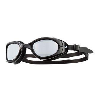 Tyr SPECIAL OPS 2.0 - Lunettes de natation polarisées silver/black/black