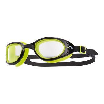 Lunettes de natation photochromiques SPECIAL OPS 2.0 black/clear-black lime green