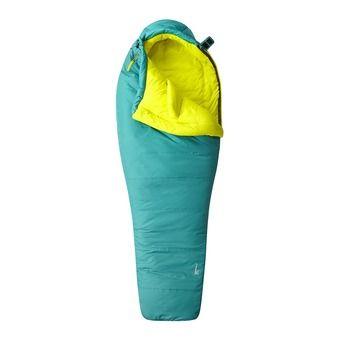 Sac de couchage femme -6°C LAMININA™ Z emerald
