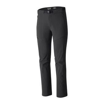 Mountain Hardwear CHOCKSTONE HIKE - Pants - Men's - black