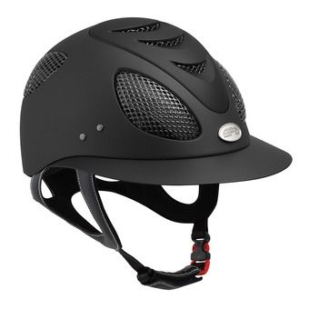 GPA FIRST LADY - Riding Helmet - Women's - black
