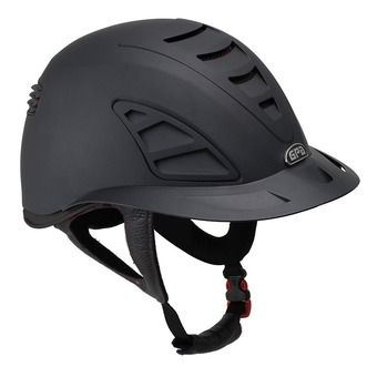 GPA FIRST LADY - Riding Helmet - Women's - black/black