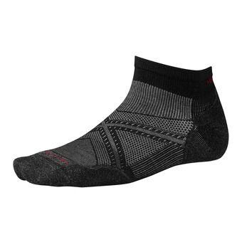 Smartwool PHD RUN LIGHT ELITE LOW CUT - Socks - black