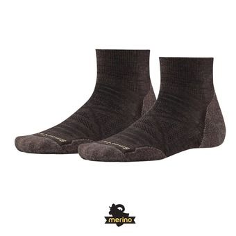 Smartwool PHD OUTDOOR LIGHT MINI - Calcetines hombre chestnut