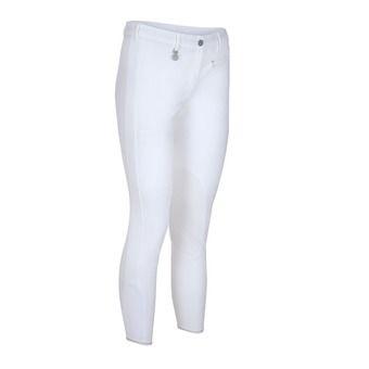 Pikeur PRISCA - Pantalon siliconé Femme blanc