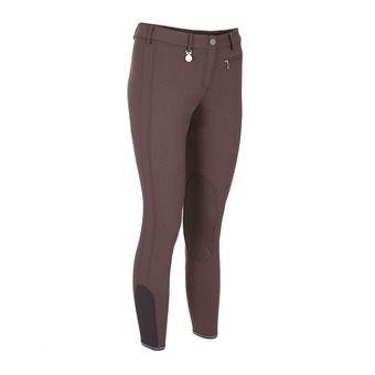Pikeur PRISCA - Pantalón con silicona mujer iced brown